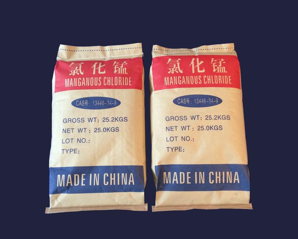 四水氯化锰:98.5%
